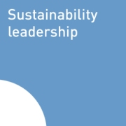 Sustainability Leadership